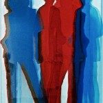 Figure seriali Artificiale, Sagome in plexiglass