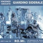 Giardino Siderale, Vincenzo Ceccato