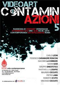 dal 10 febbraio 2012: VideoArt Contaminazioni – Quinta Rassegna