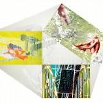 Giuseppe Scelfo - The non place/ Il non luogo…a procedere, acrilico e fhoto compositing, tele cm 70x100, stampa su vinile, cm 70x122